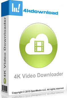 4K Video Downloader 3.8.1.1870 Crack and License key Download