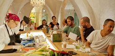 Restaurants In Tel Aviv –Casa Nova. Hg2Telaviv.com.