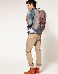 Backpack, backpack.