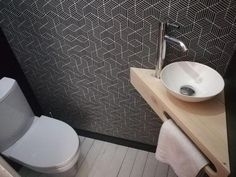 Remodeling Your Bathroom: Choosing Your New Toilet Toilet For Small Bathroom, Downstairs Toilet, New Toilet, White Bathroom, Bathroom Interior, Modern Bathroom, Small Bathrooms, Corner Sink Bathroom Small, Bad Inspiration