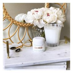 Excited to be taking over for one of my favorite skincare brands the next two days – follow me @LaMer for a look into my summer beauty routine! 🌸#LaMerEditorinChic 💖💖💖