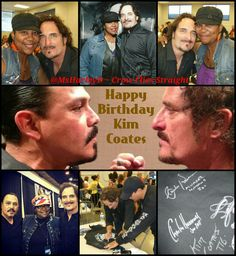 Happy Birthday Kim Coates. U play one of my Top 2 SOA guyz. What a great ride. Enjoy. LuvznHugz 💛 🎂🎁👍👊🎩💋 @KimFCoates   #ifeelblessed