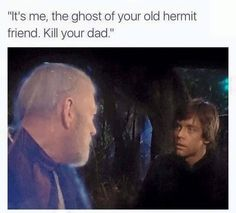 65 Very Good Star Wars Memes - Star Wars Funny - Funny Star Wars Meme - - The post 65 Very Good Star Wars Memes appeared first on Gag Dad. Star Wars Quotes, Star Wars Humor, Ghost Of You, Prequel Memes, Lord, Star Wars Wallpaper, The Force Is Strong, Star Wars Party, Love Stars
