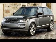 Range Rover SV Autobiography 2016 First TV Commercial RR Autobiography B...