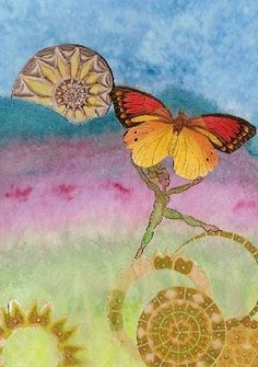 Did the artist way assist you in becoming a butterfly?