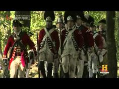 ▶ The Revolution Part01-Boston Bloody Boston - YouTube--Paul Revere's Ride