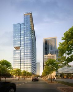 Google to lease 200,000 square feet in new downtown Austin tower
