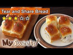 Tears and Share Bread ちぎりパンの作り方 - YouTube
