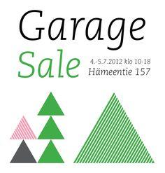 Garage Sale vol 1 at Hämeentie