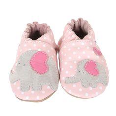 Super cute infant & toddler leather soft sole. APMA approved. #myRobeez | parakeetfeet.com