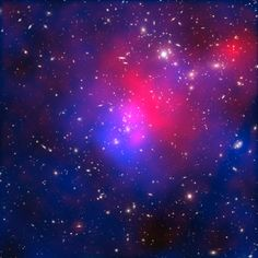The Pandora Cluster (Abell 2744)...  X-rays, dark matter and galaxies.