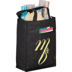 PolyPro Non-Woven Gift Tote | Trade Show : Totes | Totes | Bagmasters.com