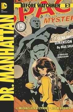 DC Comics. WATHCHMEN. - Minus.com