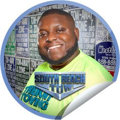 47 South Beach Tow Ideas South Beach Towing Beach