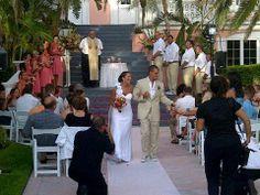 Don Cesar Beach Wedding by Iza's Flowers, Inc.