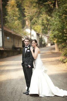 Bride + Groom  Commellini Estate Wedding by Jenna Boogerd Photography