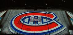 At the bell center Montreal Canadiens, Nhl, Hockey Teams, Chicago Cubs Logo, Centre, 2013, Geeks, Communication, Canada