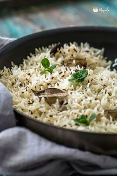 Jeera Rice Video, Jeera Pulao