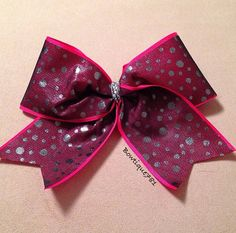 Cheer bow by Bowtique781 on Etsy #cheerbow #cheerleading #cheerleader #cheerleadingbow #bigcheerbow
