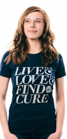I don't know about you, but it's about time we found a cure for cancer. If you agree, help us fund cancer research programs through purchasing this shirt! People all over the country and world are buying these products for friends and family members. They make great gifts. :) (CLICK ON THE IMAGE TO GO TO SITE) http://cancer.sevenly.org/product/5320c0fcb218d5ce3b000001?cid=ShrPinterestProductDetail