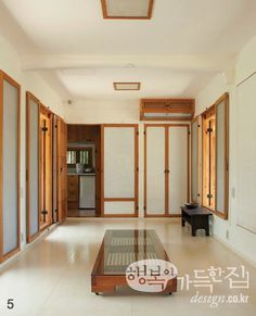 Korean style home decor