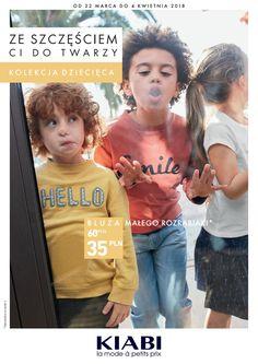 Kolekcja dziecięca pma6e18 kiabi polska