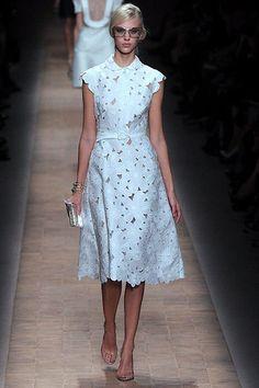 Valentino Spring/Summer 2013 Look 11 from Paris Fashion Week #PFW