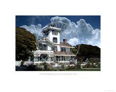 Point Fermin Lighthouse California 1874 | America's Lighthouses
