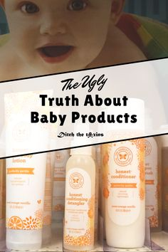 Something as simple as baby shampoo can increase the toxic load of baby. Learn some tips to help you select the safest personal care products...