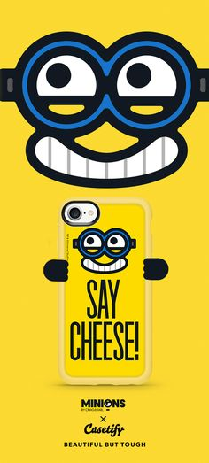 """""""I'll catch you and I'll never let you go again.""""      Top iPhone 7 Cases and iPhone 7 Plus Cases for Minions Lovers. For more Minion Cases, shop them here ☝☝☝ BEAUTIFUL BUT TOUGH ✨ - Funny, Party, Despicable Me, Gru, Banana, Bello, Movie"""