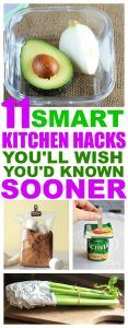 11 Genius Kitchen Hacks That Will Make You Look Like A Pro!