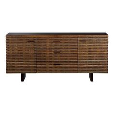 Richly textured sideboard/chest, gorgeous wood tones.