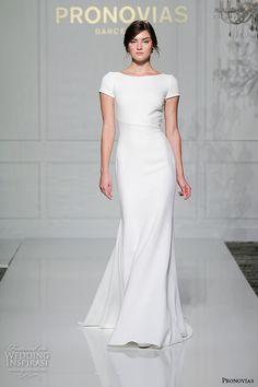 Pronovias 2016 Wedding Dresses — New York Bridal Runway Show | Wedding Inspirasi