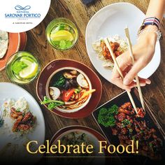 Good food is a celebration of life.   Come celebrate it at our Flavours Restaurant. For table booking, call 0510 233 0800.    #NatarajSarovarPorticoJhansi #FlavoursRestaurant #BestRestaurant #DelectableCuisine
