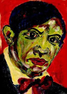 "Saatchi Art Artist CARMEN LUNA; Painting, ""49-PICASSO por Carmen Luna"" #art"