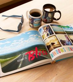 It's travel season. Personalize a photo book of your roadtrip, vacation, and adventure to track the memories.   Shutterfly