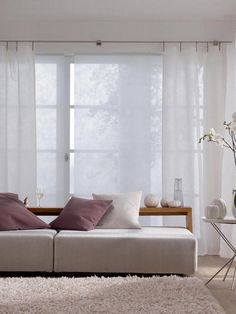 "Dokonalé závěsy a záclony versus ""hadr na okně"" — Ambience Design Curtains, Bed, Furniture, Design, Home Decor, Blinds, Decoration Home, Stream Bed, Room Decor"
