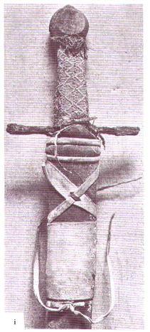 Sword of the Infante Fernando de la Cerda, circa 1270.    Records of the Medieval Sword, Oakeshott