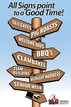 Specialized College Event Programming - #tailgating #pigroast #clambake #BBQ #teambuilding #seniorweek #volunteerappreciation We have special #college menu pricing and incentives: https://www.clambakeco.com/college-menus