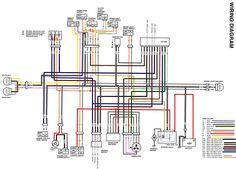 10+ Yfz images | diagram, yamaha, wirePinterest