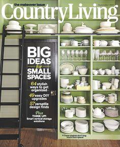 Country Living, September 2012