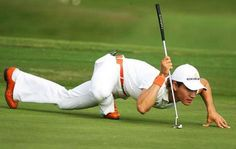 Camilo Villegas....how does he do that?