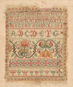 from the Feller needlework collection