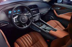 Jaguar F-PACE   Portfolio   Luxury Performance SUV