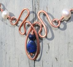 Ocean Breeze - Copper Wire Jewelers