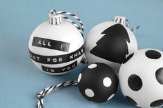 DIY Christmas Tree Ornaments | Blog MO-LO | DIY Bloggers #diy  #Ornaments #christmas #christmastree #nordic #deco  #home #Idea #navidad #lowcost #xmas #homedecor #inspiration  #deco #tuto #Hazlotumisma
