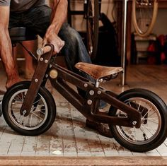 Super Cool Gadgets / Bennett Balance Bike