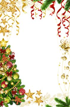 Christmas decoration garland borders christmas frames borders for paper christmas decoration garland borders christmas borders and frames digital christmas border frame pngClipart Christmas Borders And. Christmas Tree Pictures, Cute Christmas Tree, Noel Christmas, Christmas Paper, Christmas Crafts, Christmas Graphics, Christmas Clipart, Christmas Printables, Christmas Themes