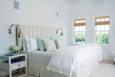 coastal bedroom | Lynn Morgan Design