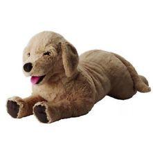 798432d560e Ikea Children s Soft Toy Stuffed Animal Plush Golden Retriever Dog Puppy  28